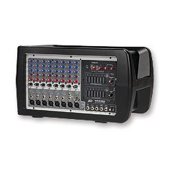 Xr 8300 console de mixage amplifi e peavey - Console de mixage amplifiee ...