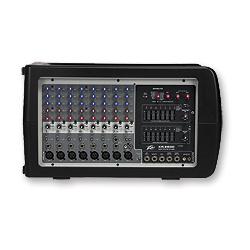 Xr 8600 console de mixage amplifi e peavey - Console de mixage amplifiee ...