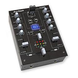 mx 10 usb table de mixage dj djtech. Black Bedroom Furniture Sets. Home Design Ideas