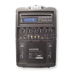 enceinte sono portable kool sound discover