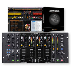 Djm 5000 bundle table de mixage 19 pioneer - Table de mixage pioneer djm 5000 ...
