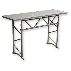 Power Acoustics Flight Cases Table pliante pour DJ DJ