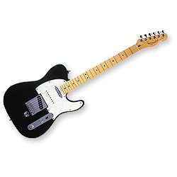 Fender American Nashville B-Bender Telecaster Black