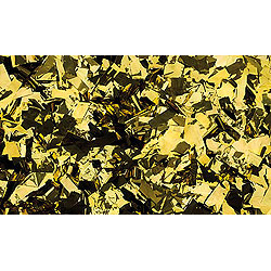 Confetti Metal Gold 1 kg Rectangle