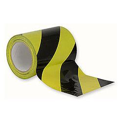 bande adh sive 150 mm noir jaune adh sif gaffeur showtec. Black Bedroom Furniture Sets. Home Design Ideas