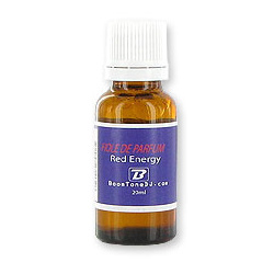 Fiole Red Energy 20 ml