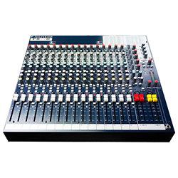 SoundCraftFX16 II