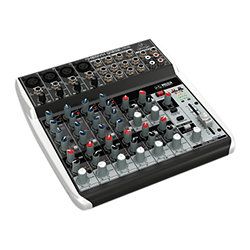 table de mixage behringer q1202usb