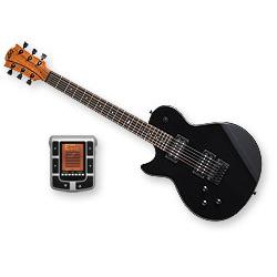 guitare electrique lag gaucher