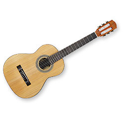 mc 1 3 4 guitare classique 3 4 fender. Black Bedroom Furniture Sets. Home Design Ideas