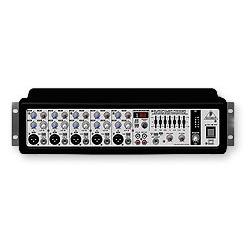 Pmh 518 m console de mixage amplifi e behringer - Console de mixage amplifiee ...