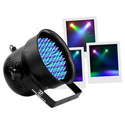 PAR 56 RGB LED Black