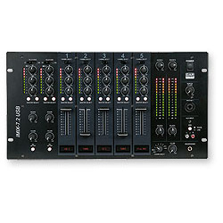 table de mixage 7.1