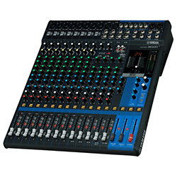 Yamaha Mg16xu Console De Mixage Analogique Yamaha Sonovente Com