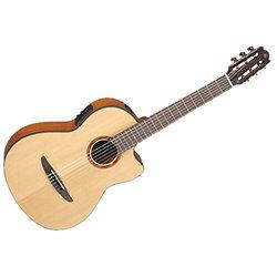 guitare acoustique manche large