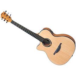 guitare gaucher lag