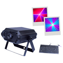 Laser Text 300 RGB
