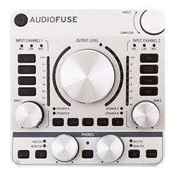 Audiofuse Classic Silver