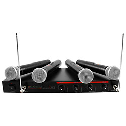 VHF Quattro M GR4