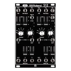 SYSTEM-500 512 DUAL VCO