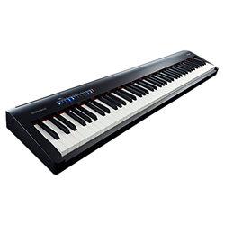 Fp 30 Black Portable Piano Roland Sonovente Com En