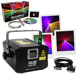 KUB 1500 RGB Pack 1