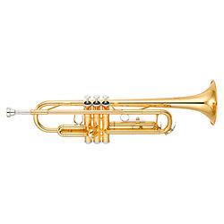YTR 3335 Trompette en Sib branche d'embouchure inversée, vernie