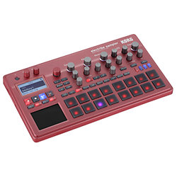 Electribe 2 Sampler Red