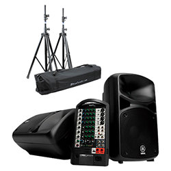 STAGEPAS 400i Bundle