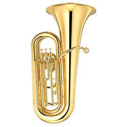 YBB 105 Tuba en Sib, Verni