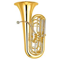 YBB 621 Tuba en Sib, verni