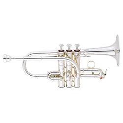 Yamaha YTR 9710 trompette Sol/Fa, Série Custom