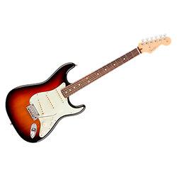 American Pro Stratocaster 3 Color Sunburst RW + Etui