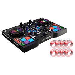 Hercules DJ Control P8 Party Pack