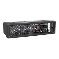 Pmp550m console de mixage amplifi e behringer - Console de mixage amplifiee ...