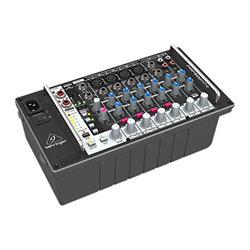 Pmp500mp3 console de mixage amplifi e behringer - Console de mixage amplifiee ...