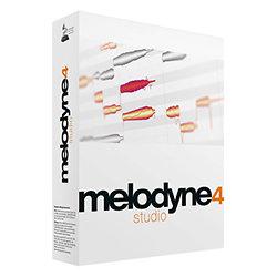 Melodyne 4 Studio Update