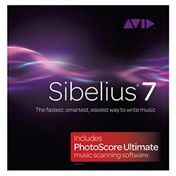 Sibelius 7 FR + Photoscore 7