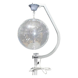 Mirrorball Stand Blanc