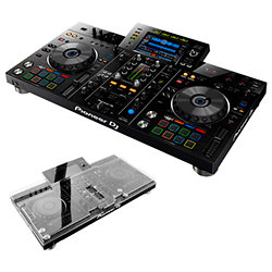 XDJ RX2 + Cover