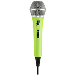 iRig Voice Green