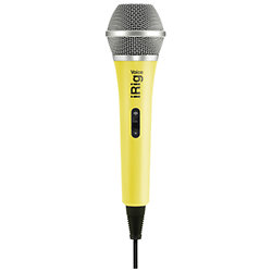 iRig Voice Yellow