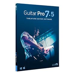 GUITAR PRO 7.5 (version boîte)