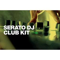Serato DJ Club Kit Scratch Card (Club Kit)