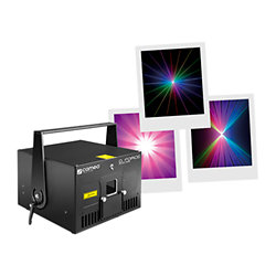 D FORCE 5000 RGB