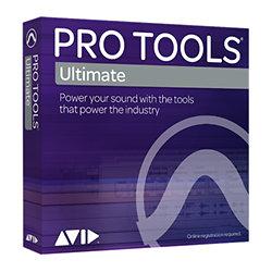 Pro Tools Ultimate - Abonnement annuel