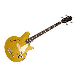 Jack Casady Signature Bass Metallic Goldtop
