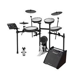 TD-17KV V-Drums + Retour PM-200