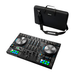 Kontrol S4 Mk3 + CTRL Case