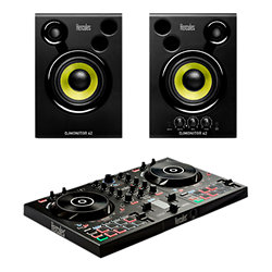 DJControl Inpulse 300 Bundle